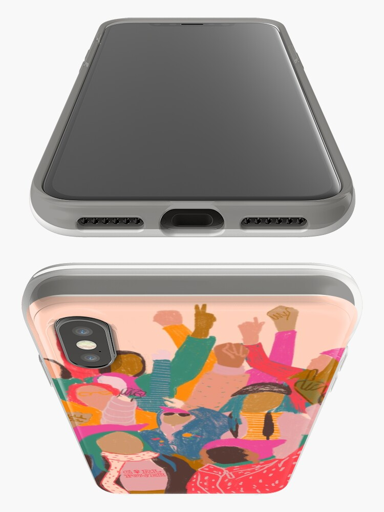 Alternate view of Women's March iPhone Cases & Covers