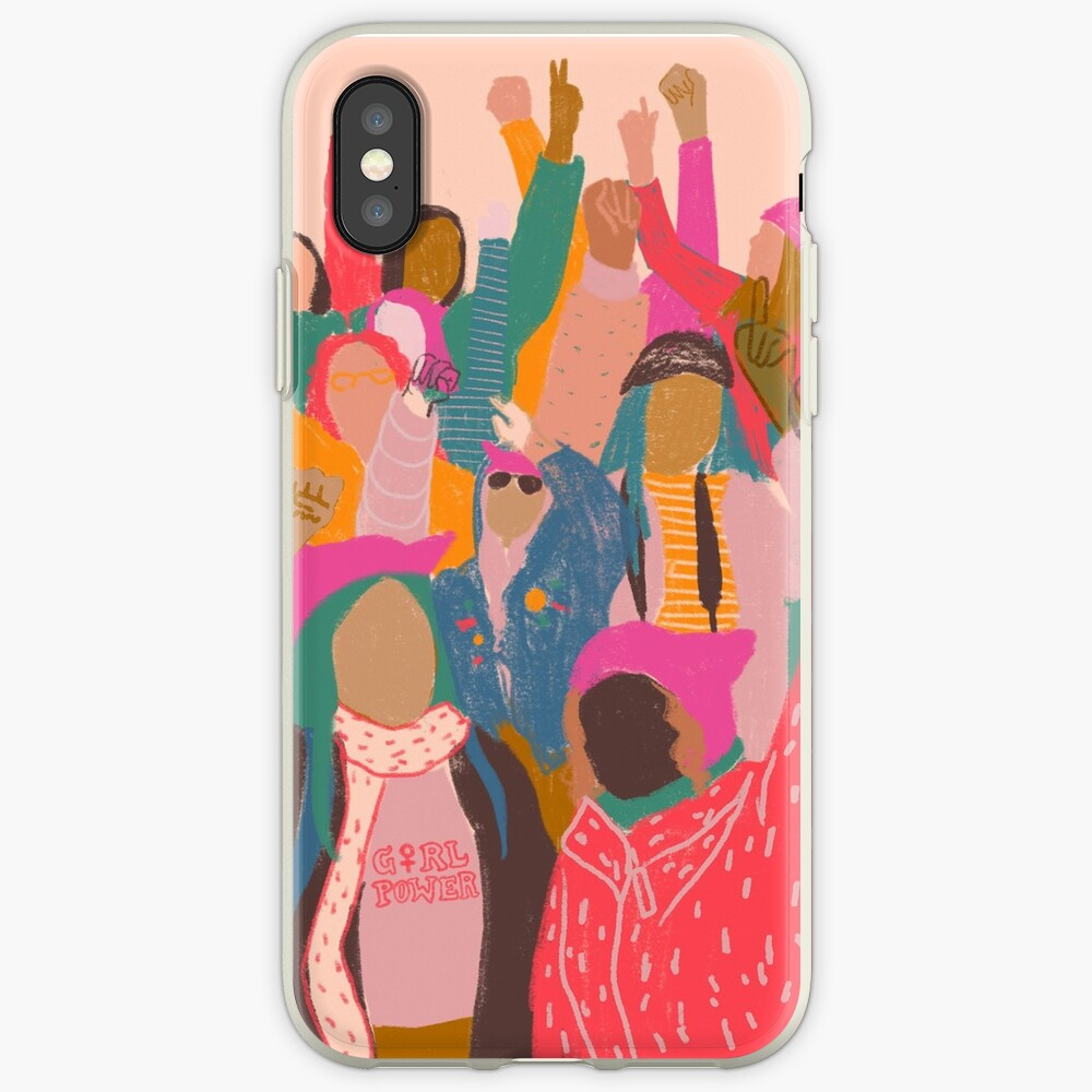 Women's March iPhone Cases & Covers
