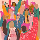 «Marcha femenina» de schutterkm