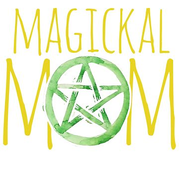 Magickal Mom by Boogiemonst
