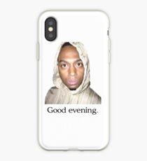 Good evening-vine iPhone Case