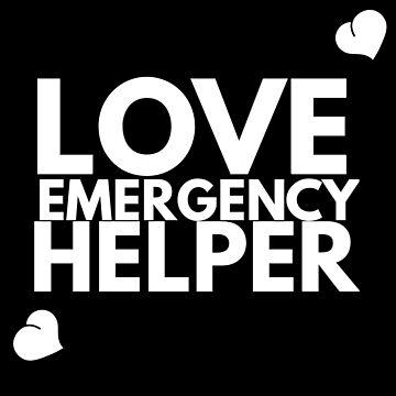 LOVE EMERGENCY HELPER by phys