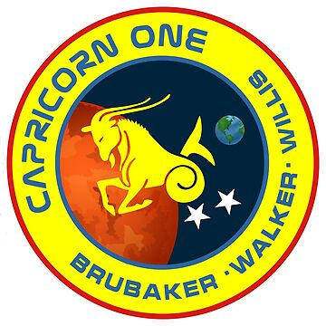 Capricorn One by Bloxworth