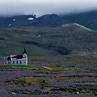 The Church at Ingjaldsholl  by PetersPicks