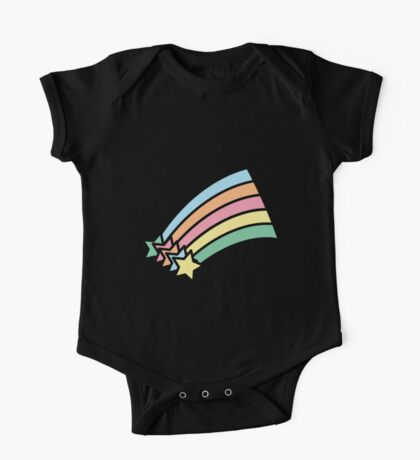 Stars and RainbowShooting Stars Rainbow Kids Clothes