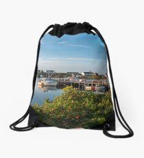Beals, Maine Drawstring Bag
