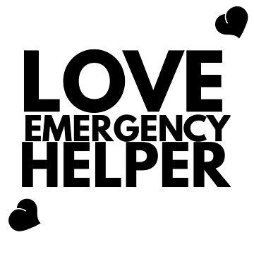 Emergency Helper of Love by phys