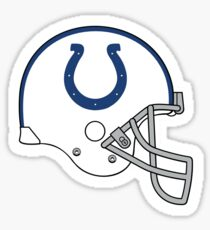 Indianapolis Colts - Amrican Football Sticker