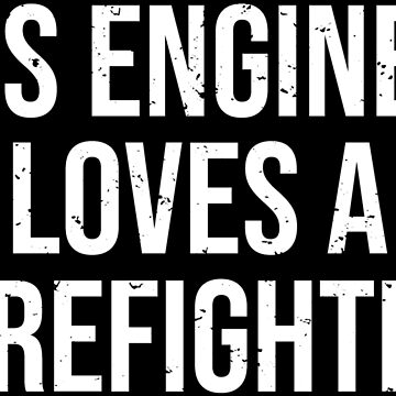 This Engineer Loves A Firefighter Couple T-shirt by zcecmza