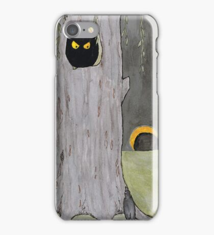 The Last Great Tree iPhone Case/Skin