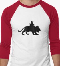 Battlecat plus one - Black T-Shirt