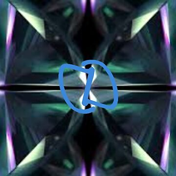Black Crystal by DahnDahlas