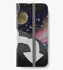 Space Dandy: Depressed Dandy iPhone Wallet/Case/Skin