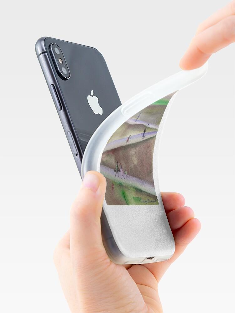 Alternative Ansicht von Die Wege des Lebens iPhone-Hülle & Cover