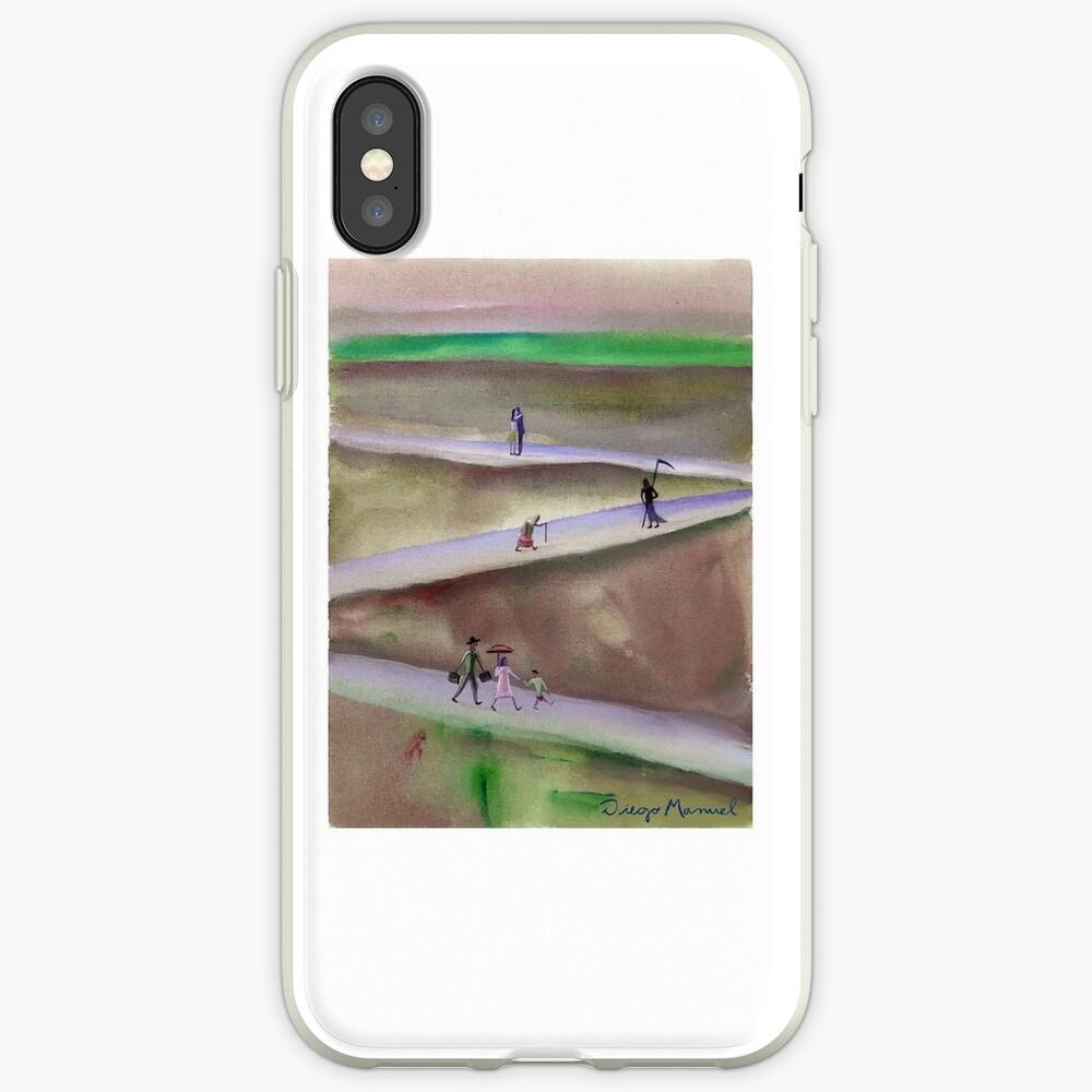 Die Wege des Lebens iPhone-Hülle & Cover