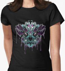 Ink Bleeds Women's Fitted T-Shirt
