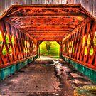 The Kissing Bridge by BigD