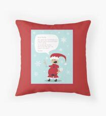 Dear Santa Floor Pillow