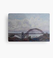 Newport Bay Bridge I Metal Print