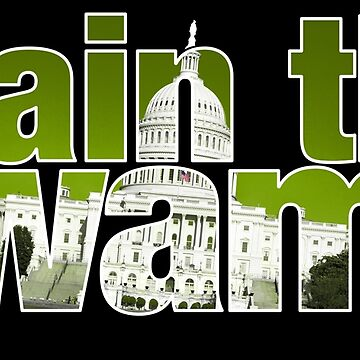 Drain the Swamp - End Government Corruption by ViktorCraft