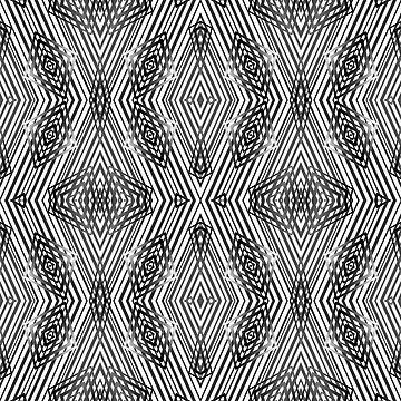 Geometric pattern 21 by fuzzyfox