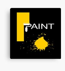 Awesome Painter Gift - Paint Canvas Print