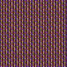 Halloween Zigzag Weave by Eric Pauker