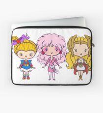 three girl Laptop Sleeve