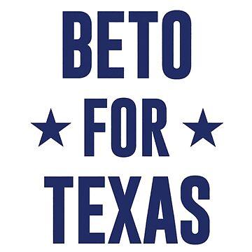 BETO O'ROURKE FOR US SENATE - beto for texas by MelanixStyles