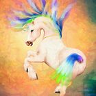 The Dancing Unicorn by Ladyfyre