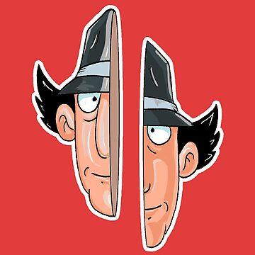 Inspector Gadget by Kirkaldy23