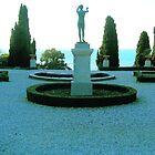 Miramare Park Statue, Trieste, Italy, 2009 by Igor Pozdnyakov