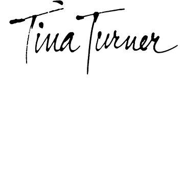 Scrip - TINA TURNER by MelanixStyles