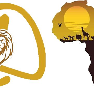 African Gold by DahnDahlas