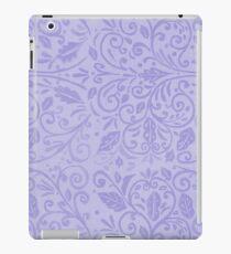 Sapphire Scrolls iPad Case/Skin