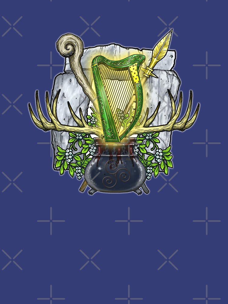 Scion Pantheon: Tuatha by TheOnyxPath