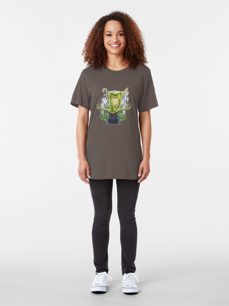 Alternate view of Scion Pantheon: Tuatha Slim Fit T-Shirt