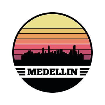 Medellin Skyline (Colombia) by SvenHorn