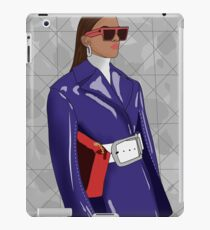 Blue Coat iPad Case/Skin