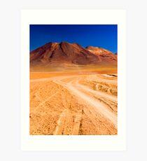 Atacama Art Print