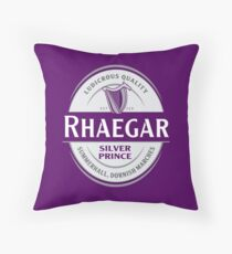 Rhaegar Guinness Throw Pillow