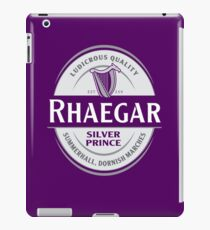 Rhaegar Guinness iPad Case/Skin