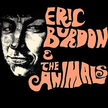 Eric Burdon & The Animals by Sagan88