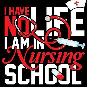 Nurse life by GeschenkIdee