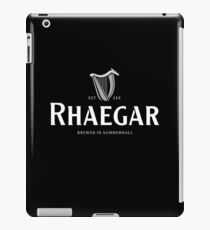 Rhaegar Guinness Logo iPad Case/Skin