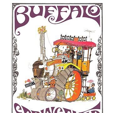 Buffalo Springfield by Sagan88