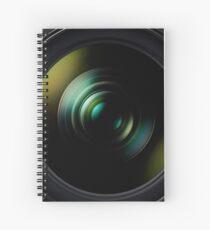 Nikon DSLR Camer Nikkor Lens Spiral Notebook