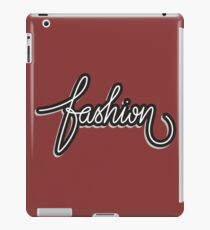 Fashion  iPad Case/Skin