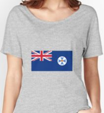 Flag of Queensland Australia Women's Relaxed Fit T-Shirt