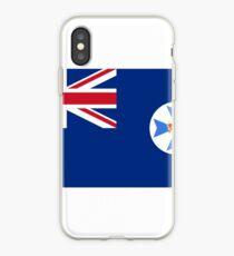 Flag of Queensland Australia iPhone Case